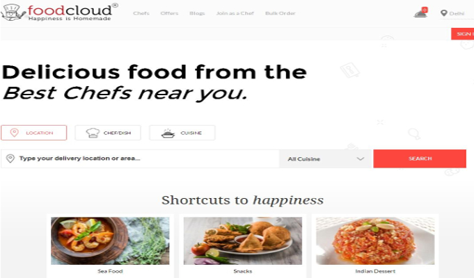FoodCloud Founder Shamit Khemka